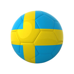 Swedish soccer.