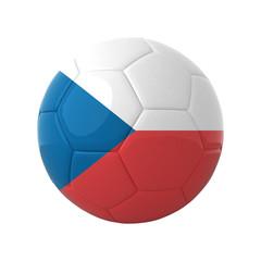 Czech soccer.