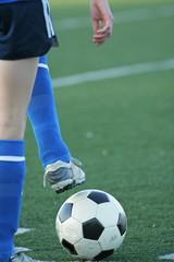 Corner Kick!