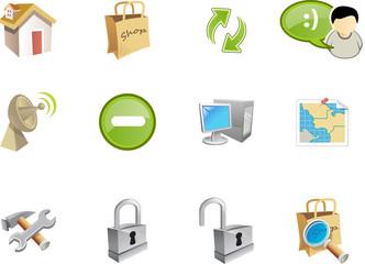 web and application icon - varico set 5