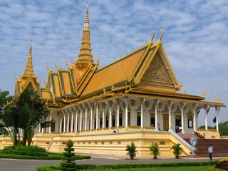 Silver Pagoda  - Cambodia