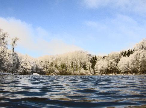 Winter Waterland