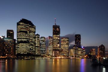 Brisbane by the river  Australia