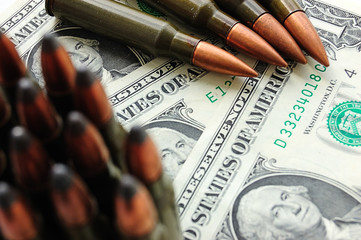 shells and dollars