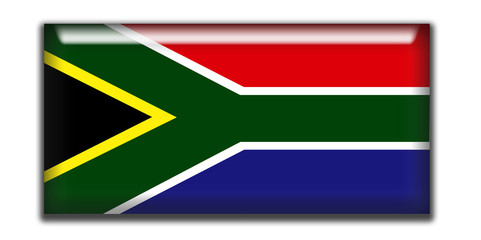 South africa rectangle icon
