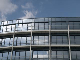 Glasfassade