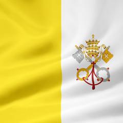 Vatikan Flagge