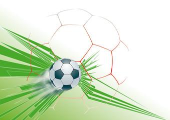 Fußball-Backgr.