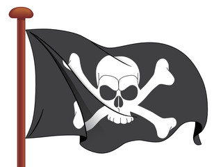 Pirate flga