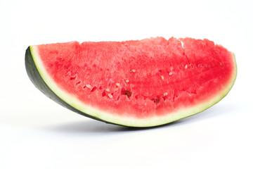 slice of water-melon (citrullus)
