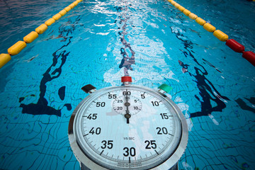 piscine jeux olympique ligne eau compétition natation nager reco