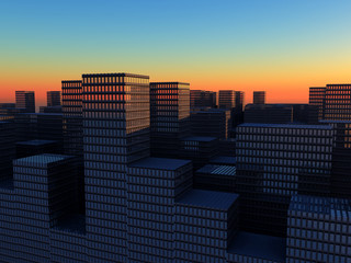 The City 4