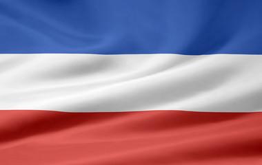 Schleswig Holsteinische Flagge