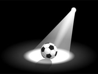 fussball im rampenlicht