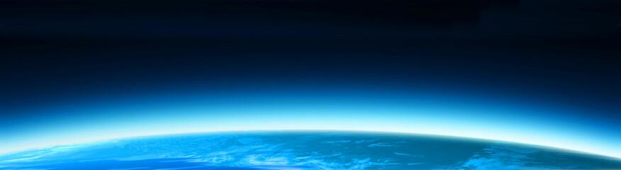 blue world globe banner 2