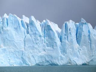 Printed kitchen splashbacks Glaciers Le Perito Moreno