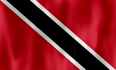 drapeau trinité et tobago trinitad and tobago flag