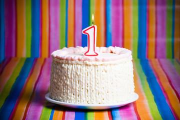 First celebration cake