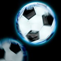 football blue reflect