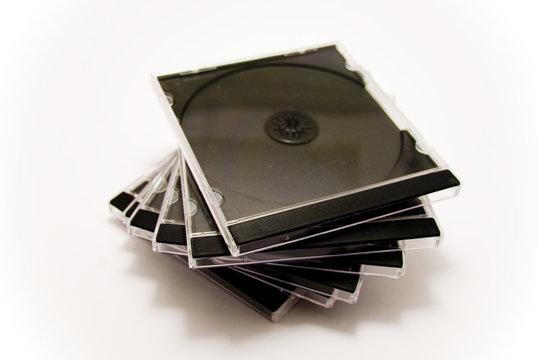boitiers de cd 2