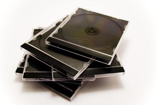 boitiers de cd