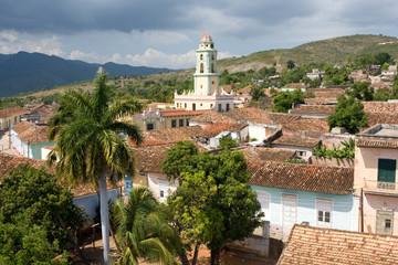 Streets of Trinidad, Cuba