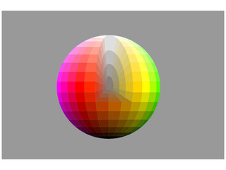 Farbkugel