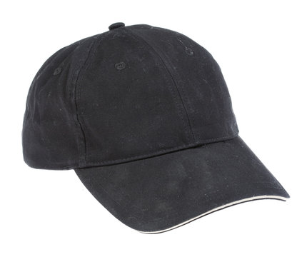Black Basebal Cap