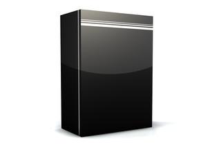 Packaging 3D Noir