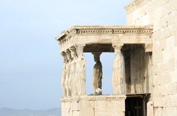 Acropolis - Porch of the Maidens