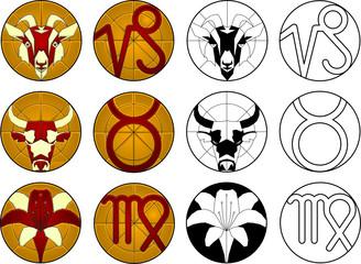 zodiac earth signs