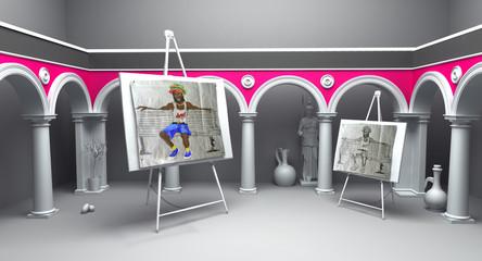 classical studio interier 4