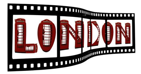London Film Strip
