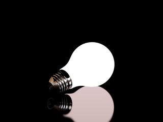 One bulb