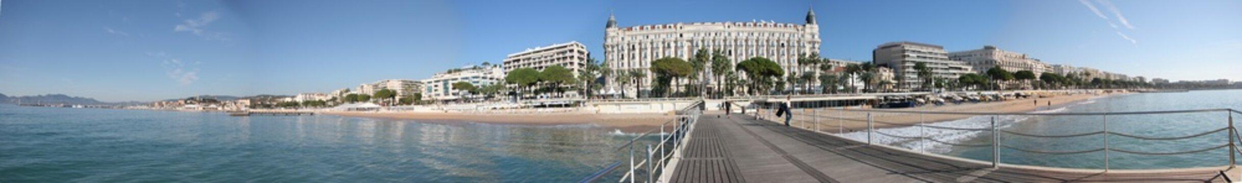 Panoramique La Croisette Cannes
