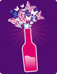 bottle spring
