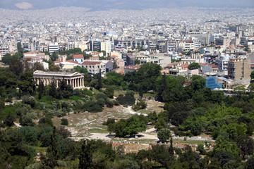 Athens Temple of Poseidon