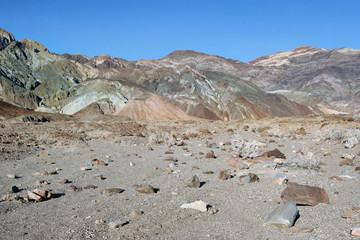 Death Valley Rocks