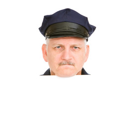 Police Head Angry