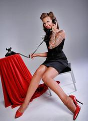 Sexy Pin Up Girl