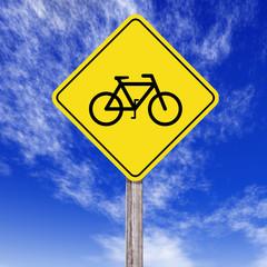 Señal Ciclistas