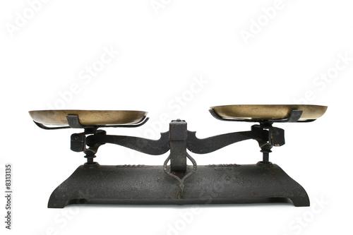 balance ancienne photo libre de droits sur la banque d 39 images image 8313135. Black Bedroom Furniture Sets. Home Design Ideas