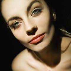 Pretty woman.