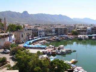 Fotobehang Cyprus Kyrenia Harbour