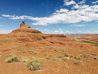 Scenic desert scene.