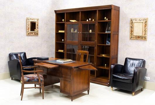 Suite of premium office furniture