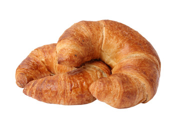 Paar Croissants