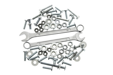 Spanners; Nuts and Bolts