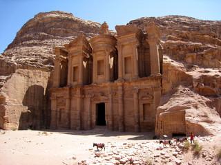 Monastère, Petra - Jordanie