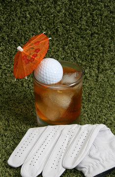 Drink at the 19th Hole